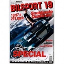 Bilsport nr 19  2003