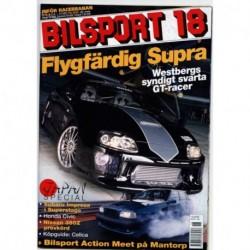 Bilsport nr 18  2003