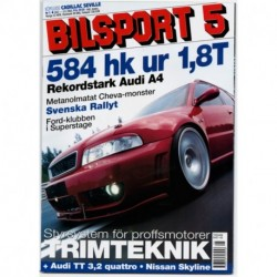 Bilsport nr 5  2003