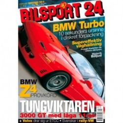 Bilsport nr 24  2002