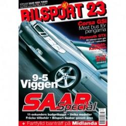 Bilsport nr 23  2002