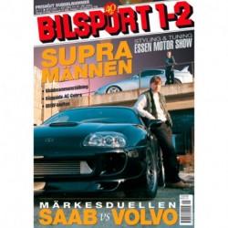 Bilsport nr 1  2002