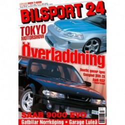 Bilsport nr 24  2001