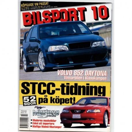 Bilsport nr 10  2000