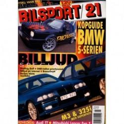 Bilsport nr 21  1998