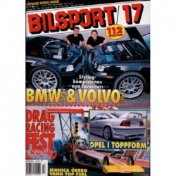 Bilsport nr 17  1998
