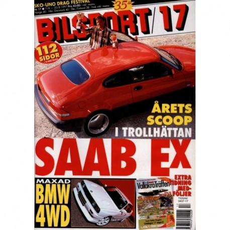 Bilsport nr 17  1997