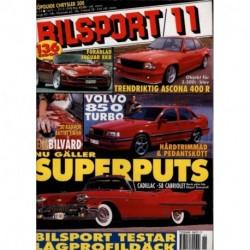 Bilsport nr 11  1998