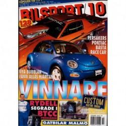 Bilsport nr 10  1998