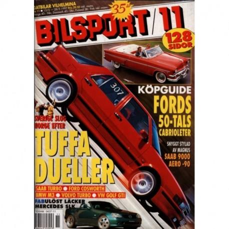 Bilsport nr 11  1997