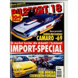 Bilsport nr 18  1996