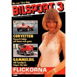 Bilsport nr 3  1979