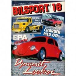 Bilsport nr 18  1986