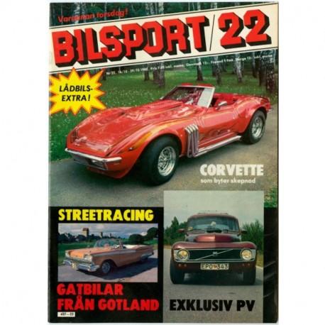 Bilsport nr 22  1980