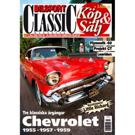 Bilsport Classic nr 5  2004