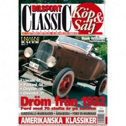 Bilsport Classic nr 9  2002