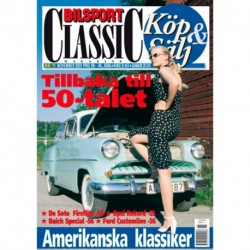 Bilsport Classic nr 11  2001