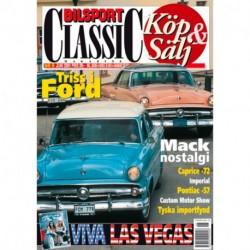 Bilsport Classic nr 6  2001
