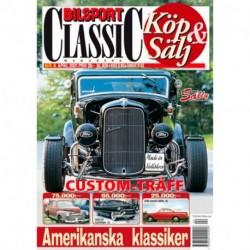 Bilsport Classic nr 4  2001