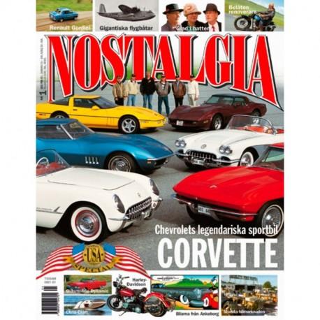Nostalgia Magazine nr 2  2005