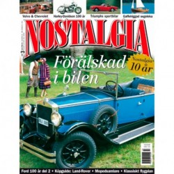 Nostalgia Magazine nr 3  2003