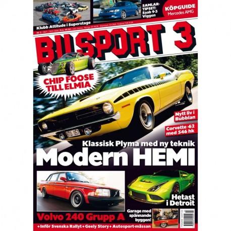 Bilsport nr 3 2010