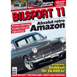 Bilsport nr 11 2010