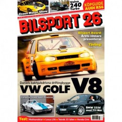 Bilsport nr 26 2011