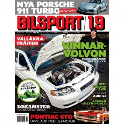 Bilsport nr 19 2013