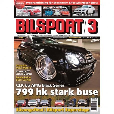 Bilsport nr 3 2013