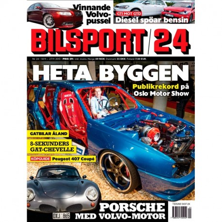 Bilsport nr 24 2013