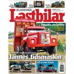 Klassiska Lastbilar nr 6 2016