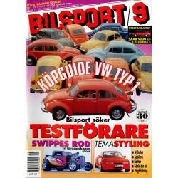 Bilsport nr 9  1992