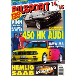 Bilsport nr 14  1996