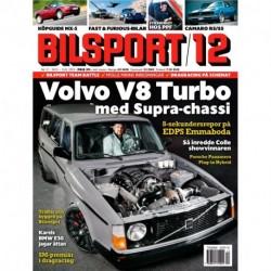 Bilsport nr 12 2013