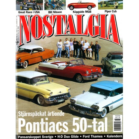 Nostalgia Magazine nr 6  2002