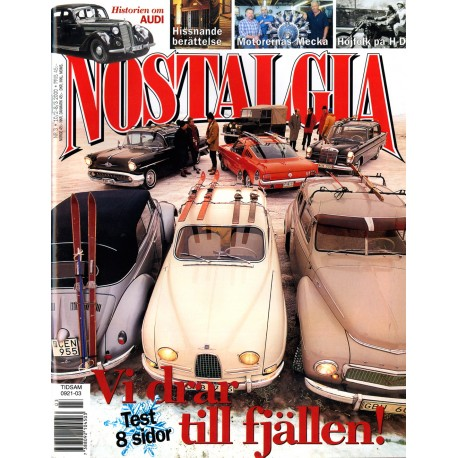 Nostalgia Magazine nr 3  2000