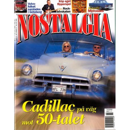 Nostalgia Magazine nr 11  1999