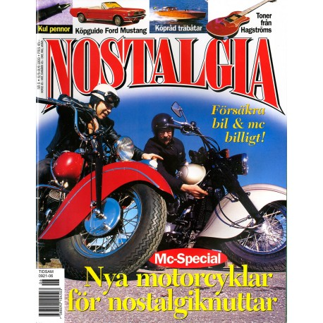 Nostalgia Magazine nr 6  1999