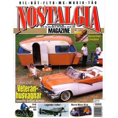 Nostalgia Magazine nr 12  1998