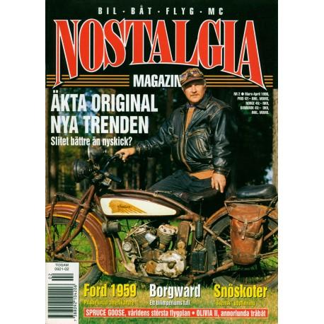 Nostalgia Magazine nr 2  1996