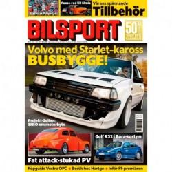 Bilsport nr 6 2012