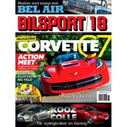 Bilsport nr 18 2013