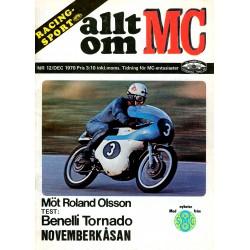 Allt om MC nr 12  1970