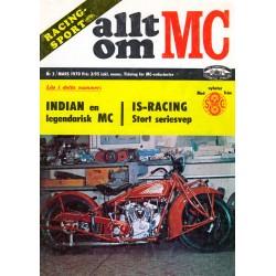 Allt om MC nr 3  1970