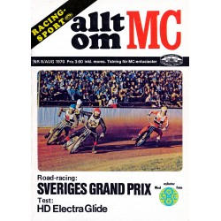 Allt om MC nr 8  1970