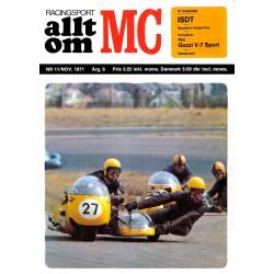 Allt om MC nr 11  1971