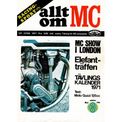Allt om MC nr 2  1971
