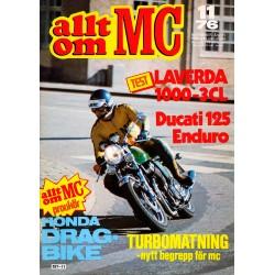Allt om MC nr 11  1976