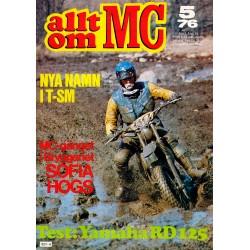 Allt om MC nr 5  1976